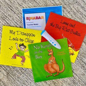 Yugambeh Book and Pen Pack
